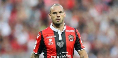 Sneijder: Göreve hazırım