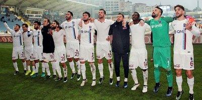 Trabzonspor'da deplasman fırtınası