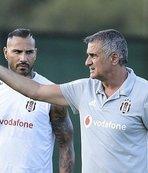 Beşiktaş B36 Torshavn maçı hazırlıklarını sürdürdü