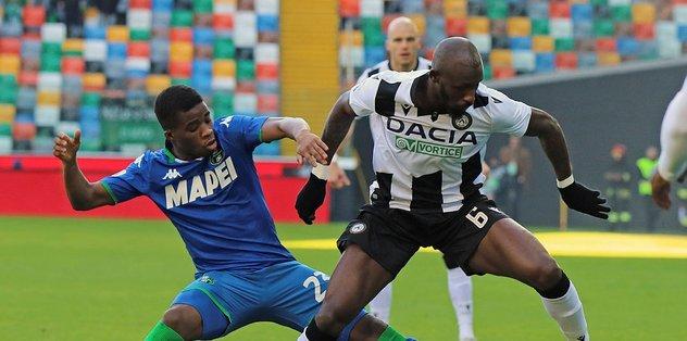 Sassuolo 0-1 Udinese | MAÇ SONUCU - Futbol -
