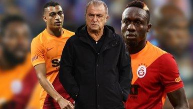 Fatih Terim'den Galatasaray - Lazio maçı kararı! Forvette Diagne mi? Mostafa Mohamed mi? Halil Dervişoğlu mu oynayacak?