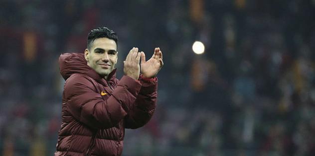 Galatasaray'da Falcao'nun yerine bedava dünya yıldızı!