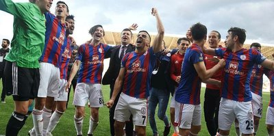 1. Lig'de ikinci yarının lideri Altınordu