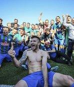 Şampiyon Çaykur Rizespor!