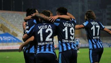 Adana Demirspor Eskişehirspor: 4-1 (MAÇ SONUCU - ÖZET)