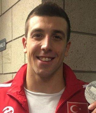 Yüzmedeki gururumuz Emre Sakçı: Sıra olimpiyatta