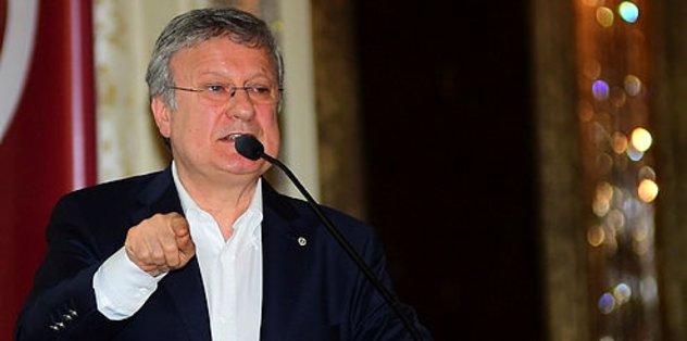 Dursun Özbek'ten 'Paşa gönlün' tepkisi