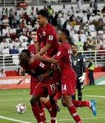 Katar Birleşik Arap Emirlikleri'ni yenerek finale çıktı