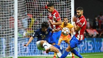 A. Madrid ile Porto yenişemedi!
