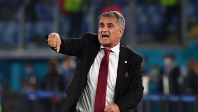 """Türkiye - İtalya maçı sonrası Şenol Güneş ümitli konuştu! """"Galler maçında..."""""""