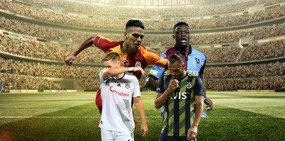 Süper Lig'in 4. haftasında perde kapandı! İşte haftanın en iyileri
