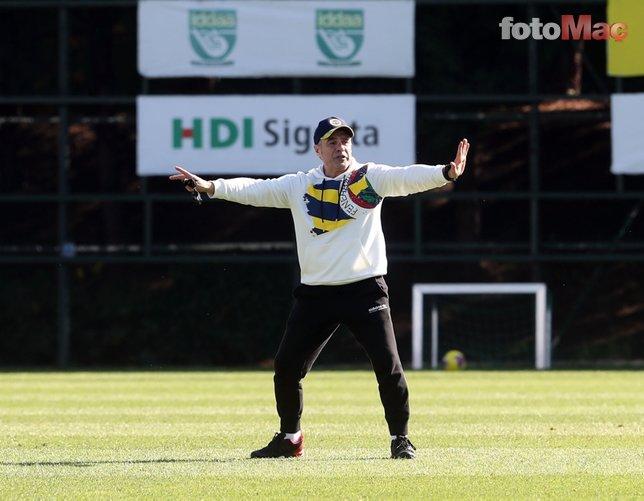 Fenerbahçe'den flaş transfer planı!