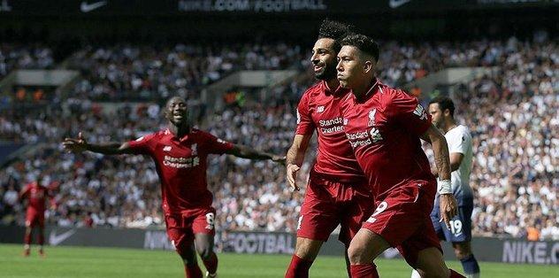 Tottenham 1-2 Liverpool maç sonucu