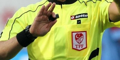 Spor Toto 1. Lig'de hakemler belli oldu