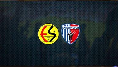 Eskişehirspor - Ankaraspor maçı ne zaman, saat kaçta ve hangi kanalda canlı yayınlanacak? | TFF 1. Lig