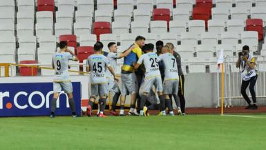 Sivasspor 0-1 BtcTurk Yeni Malatyaspor | MAÇ SONUCU