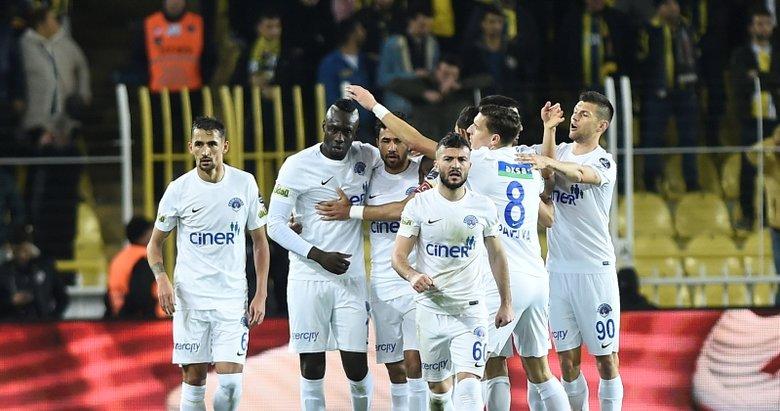 Süper Ligin yeni yıldızı: Kasımpaşalı Mbaye Diagne