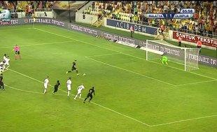 GOL | Yeni Malatyaspor 2-1 Olimpija Ljubljana
