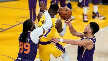 LA Lakers seride öne geçti!