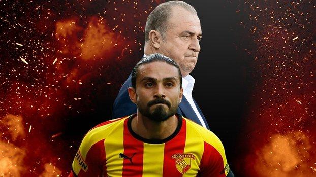 Halil Akbunar'dan Galatasaray'a yanıt! Fatih Terim... #