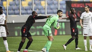 """Hatayspor'dan Munir açıklaması! """"Bilerek yapmadı"""""""