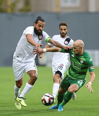 Fatih Karagümrük 3-1 Bursaspor