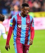 Ekuban Trabzonspor'da yeniden doğdu