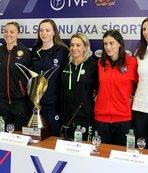 İzmir Kupa Volley'e hazır