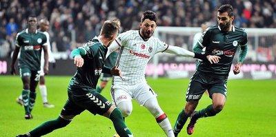 Ligin en golcüsü Beşiktaş