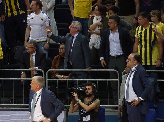 Aziz Yıldırım'dan Ergin Ataman'a tepki