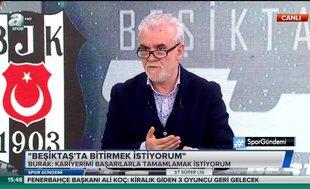 Turgay Demir: Şenol Güneş geçen hafta istifa etti