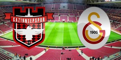 Gaziantepspor - Galatasaray | Canlı Anlatım
