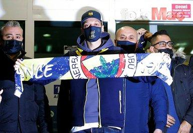 Mesut Özil'le coşacak! Fenerbahçe'den Galatasaray'a golcü çalımı