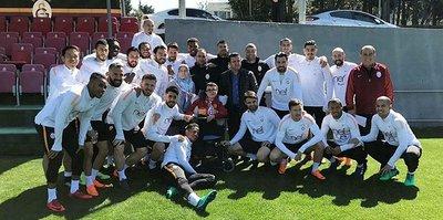 Galatasaray, Gençlerbirliği maçına hazırlanıyor