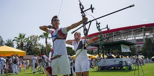 Turkish archers break European records in Poland
