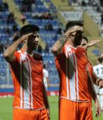Adanaspor turu Ahmet Dereli'yle kaptı!