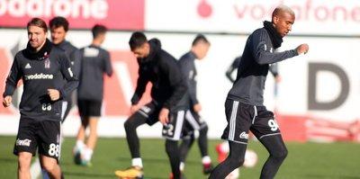 Beşiktaş'ta, Manisaspor hazırlıkları