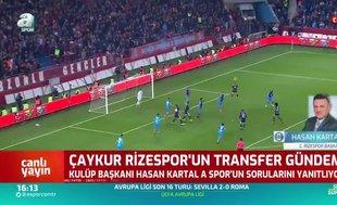 """Hasan Kartal'dan Vedat Muriqi açıklaması! """"Yüzde 15'lik payımız var"""""""