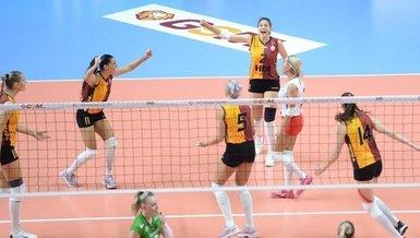 Galatasaray CEV Kupası son 16 ve çeyrek finale ev sahipliği yapacak