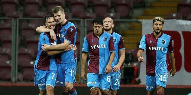Galatasaray 1-3 Trabzonspor   MAÇ SONUCU