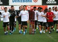 Beşiktaş'ın Trabzonspor maçı kadrosu belli oldu! 3 yıldız eksik