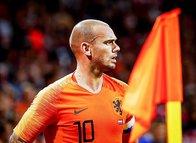 Wesley Sneijder en iyi 11'ini açıkladı! Süper Lig'den de iki isim...