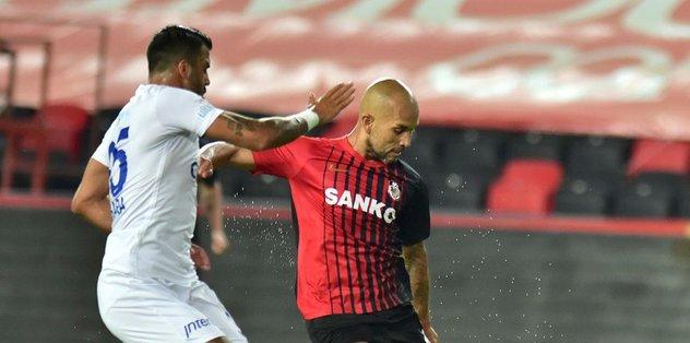 Gaziantep FK 2-2 Kasımpaşa | MAÇ SONUCU - Futbol -