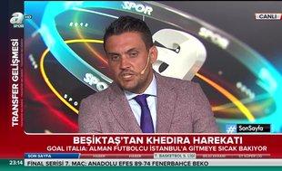 Beşiktaş'tan Khedira harekatı | Video haber