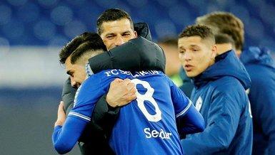 Schalke 04 Augsburg 1-0 (MAÇ SONUCU - ÖZET)