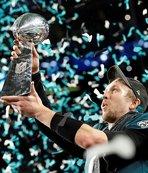 52. Super Bowl Philadelphia Eagles'ın