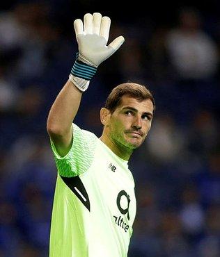 Casillas'tan Beşiktaş itirafı