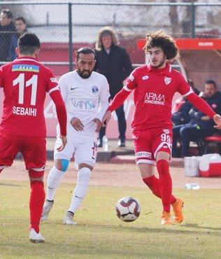 Boluspor son 16'da I Van Büyükşehir Belediyespor 2-2 Boluspor (MAÇ ÖZETİ)