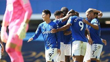 Everton 5-2 West Bromwich Albion | MAÇ SONUCU