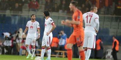 Galatasaray'ın en farklı mağlubiyeti